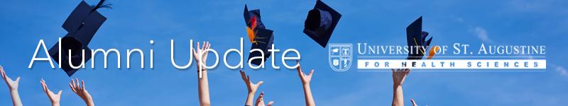University of Saint Augustine Alumni Update