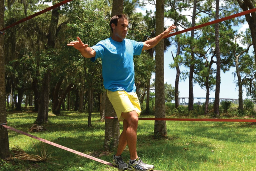 University of Saint Augustine instructor and DPT and fellowship graduate participates in American Ninja Warrior