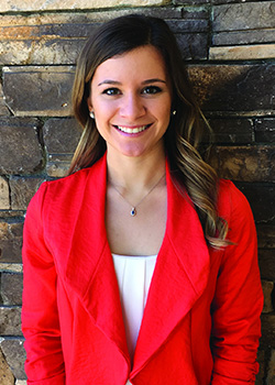 As a member of Student Occupational Therapy Association's Peer Mentor Program, San Marcos MOT student offers mentorship advice